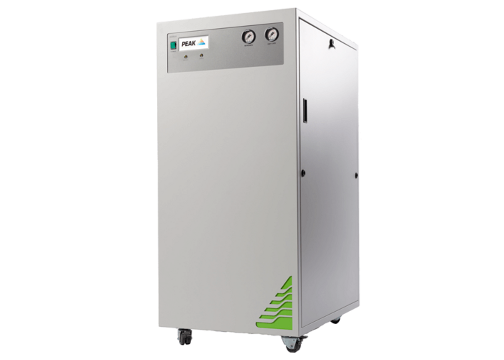 Genius 3051 dedicated gas solution for Shimadzu LC-MS 8050