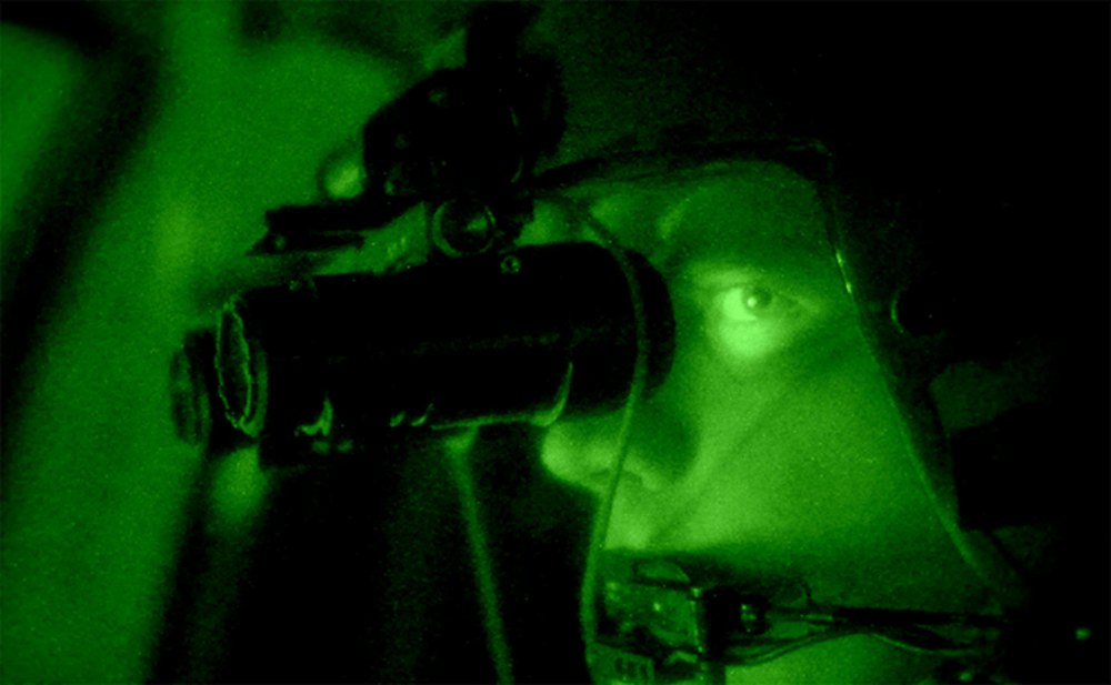 Measurement of Filters used in Night Vision Applications